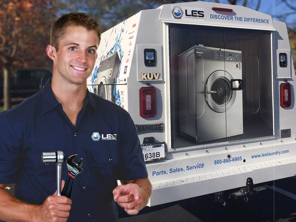 commercial laundry equipment service and repairs