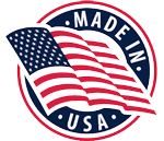 Made in the USA American Flag